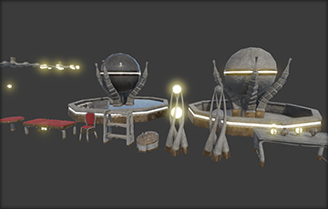 Fantasy Tendril Furniture Thumbnail