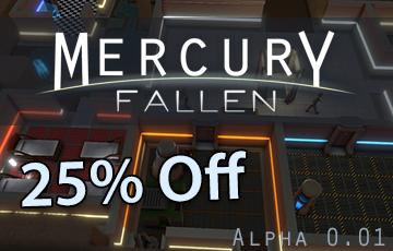 Mercury Fallen Sale